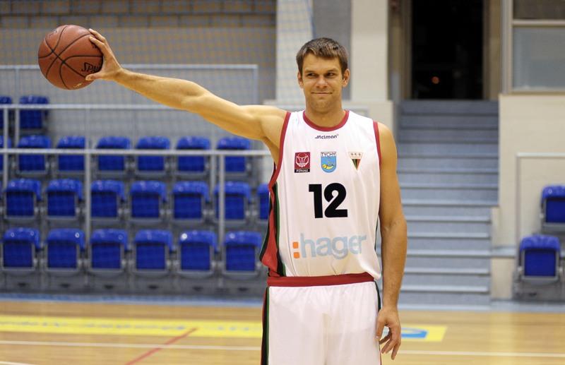 Zmiany w koszykarskim GKS Tychy