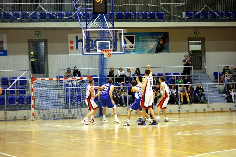 Plaga kontuzji w koszykarskim GKS