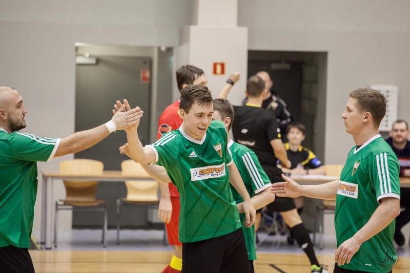 Futsalowcy kończą sezon