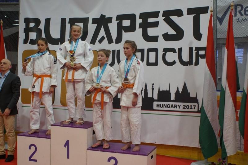 Sukces tyskiej judoczki!