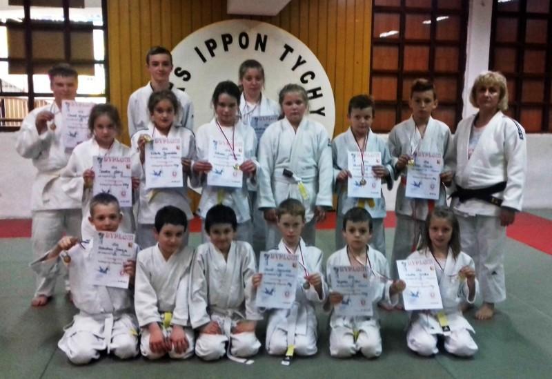 Kolejne medale judoków!
