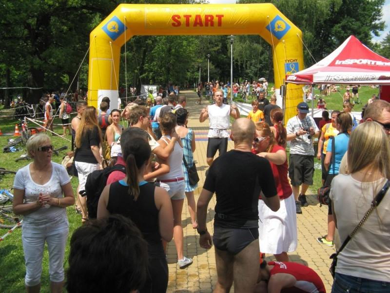 XV Tyski Triathlon