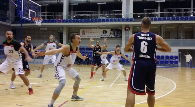 Kapitalny mecz koszykarzy