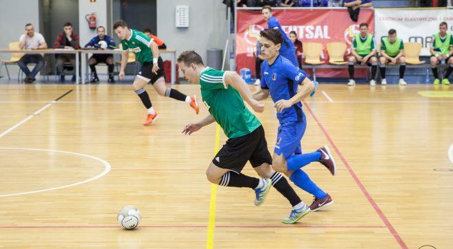 Futsalowe derby z Gwiazdą