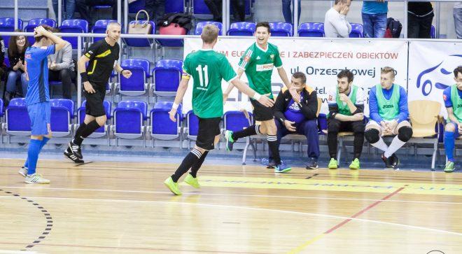 Nerwowa wygrana GKS Futsal