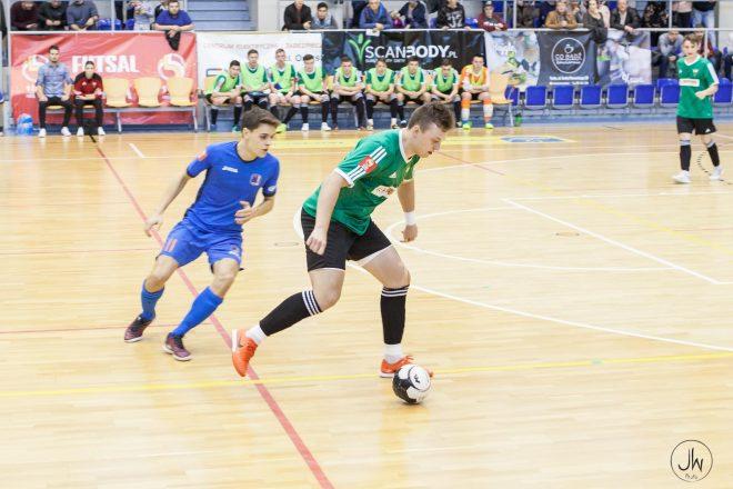 Futsalowcy już trenują