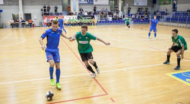 Futsalowcy grają u siebie