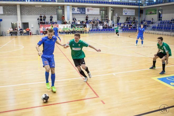Futsalowcy poznali rywali