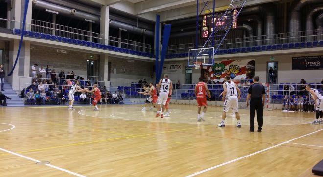 Koszykarze walczą o brąz