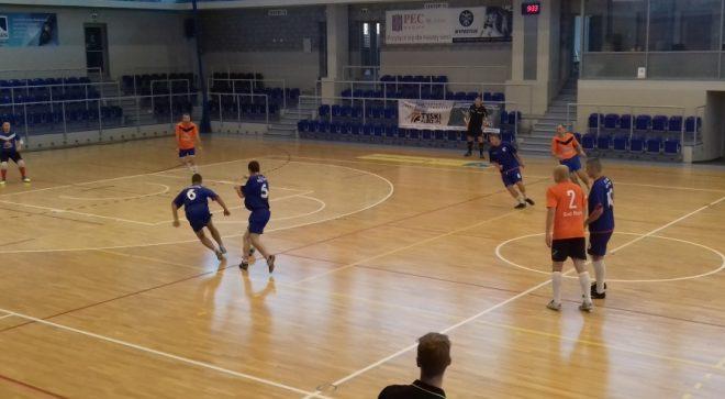 Ruszyła Tyska Liga Futsalu