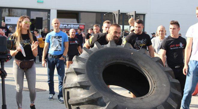 Gym Wars – dzisiaj druga edycja