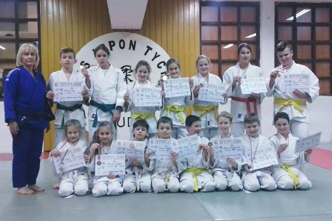 Medalowy koniec roku judoków