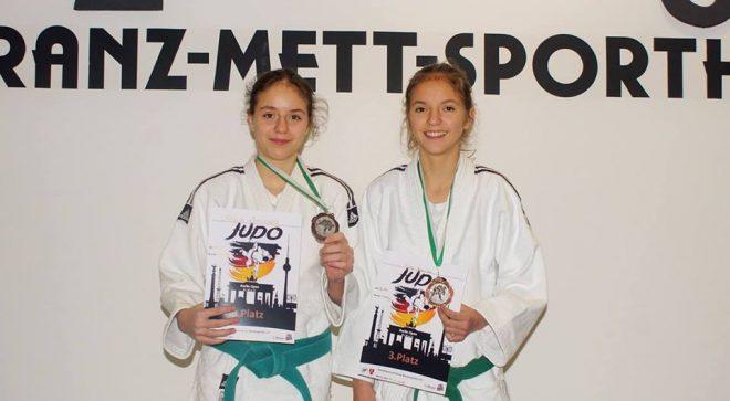 Siostrzany sukces w judo!