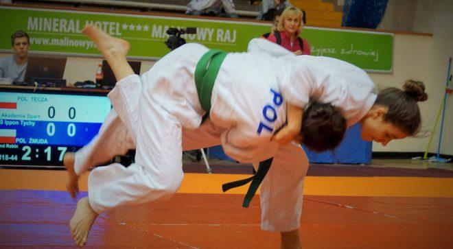 Kolejne medale judoków