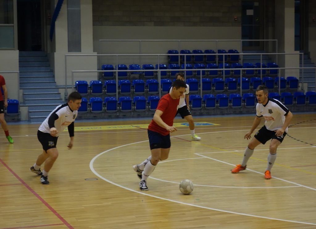 TLF: Bad Boys ograli Mistrza!