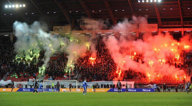 Terminarz domowych spotkań GKS Tychy