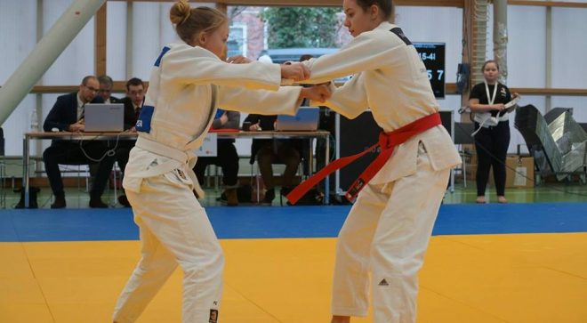 Kolejne starty judoków