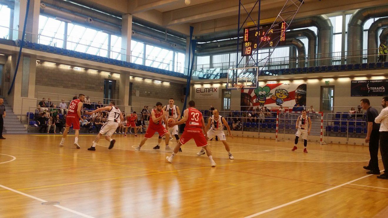 Koszykówka: Weekend na Mazowszu