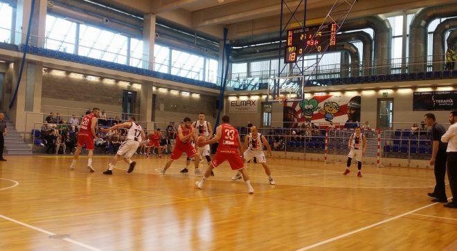 Koszykówka: Pierwszy sparing na plus