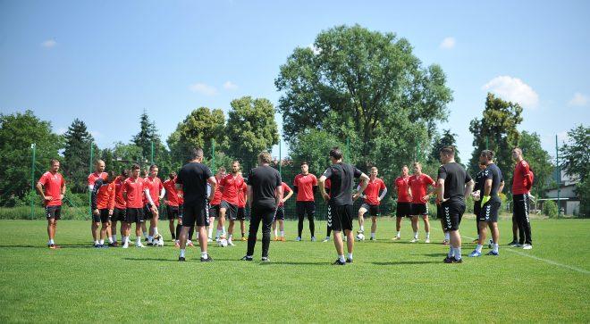 Prezentacja piłkarzy 18 lipca