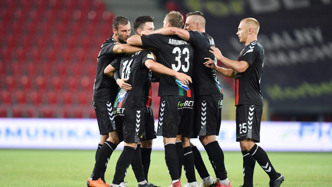 Domowe mecze GKS Tychy