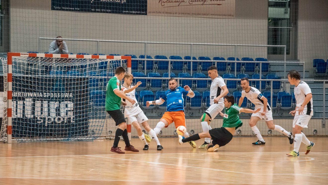 Futsal: Bolesna porażka
