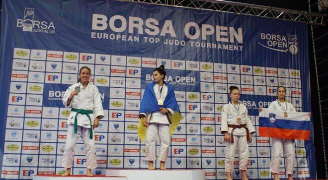 Judo: Srebro z Bośni