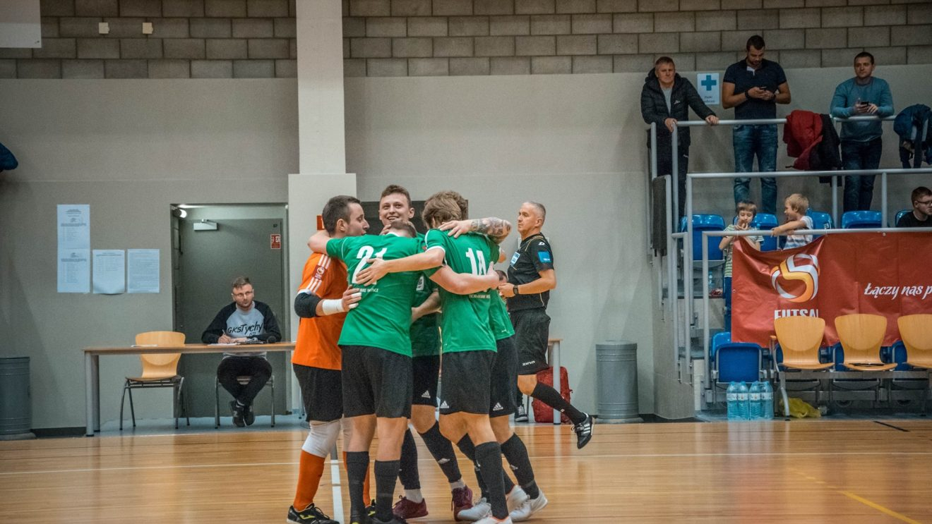 Futsal: Outsider bezradny w Tychach