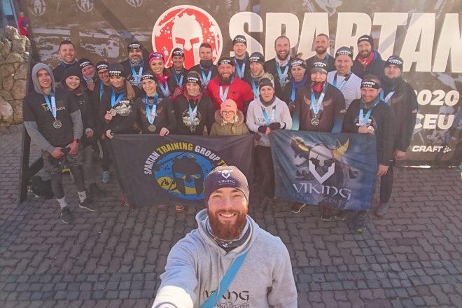 36 Vikingów na Spartanie na Słowacji!