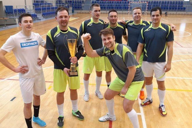TLF: Puchar dla Piłkarskich Emerytów!
