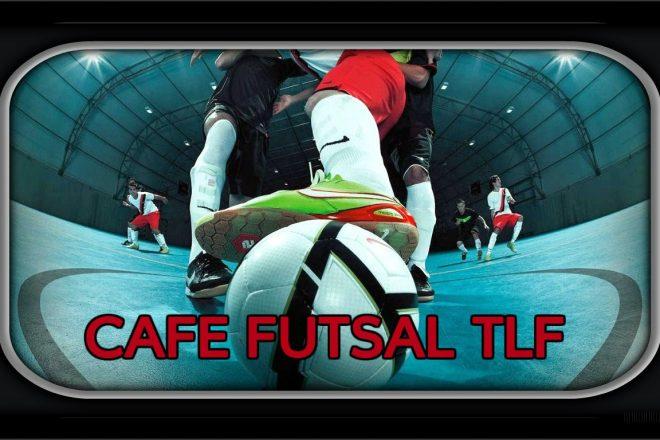 Powstaje Cafe Futsal TLF
