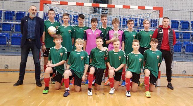 Futsal: Awans do Młodzieżowych Mistrzostw Polski
