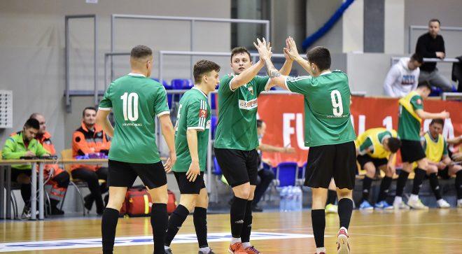 Ważna wygrana GKS Futsal
