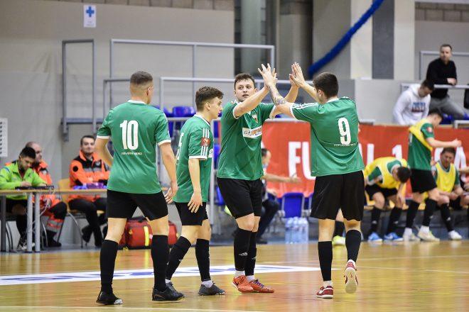 Futsal: Remis w Lublinie