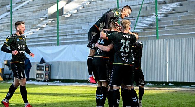 I Liga: Historyczna wygrana w Olsztynie