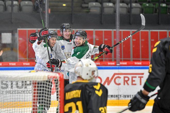 Hokej: Wygrana w Krakowie!