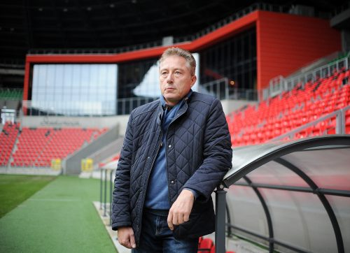 GKS: Tarasiewicz zwolniony!