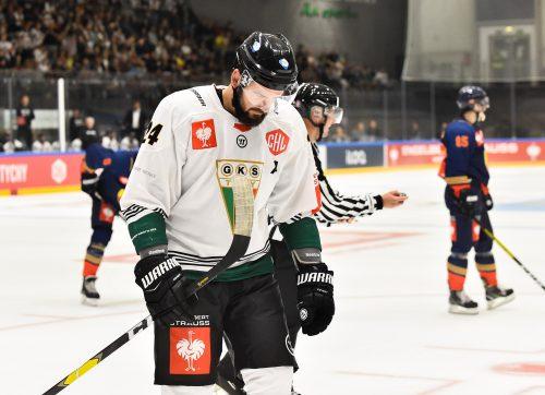Hokej: Katowice zatrzymały Mistrza