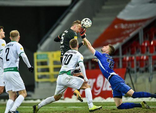 Bezbramkowy remis z GKS Bełchatów