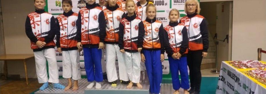 Medale judoków