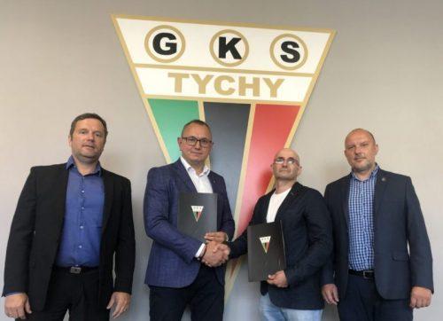 Tyski Sport S.A. dogadał się z GKS Tychy