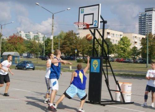 Wakacyjna Liga Koszykówki Ulicznej