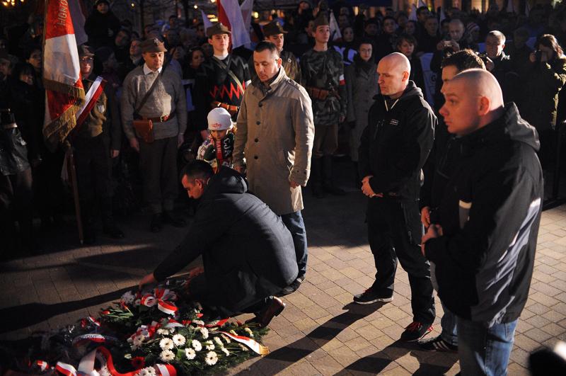 Tyszanie uczcili pamięć Żołnierzy Wyklętych