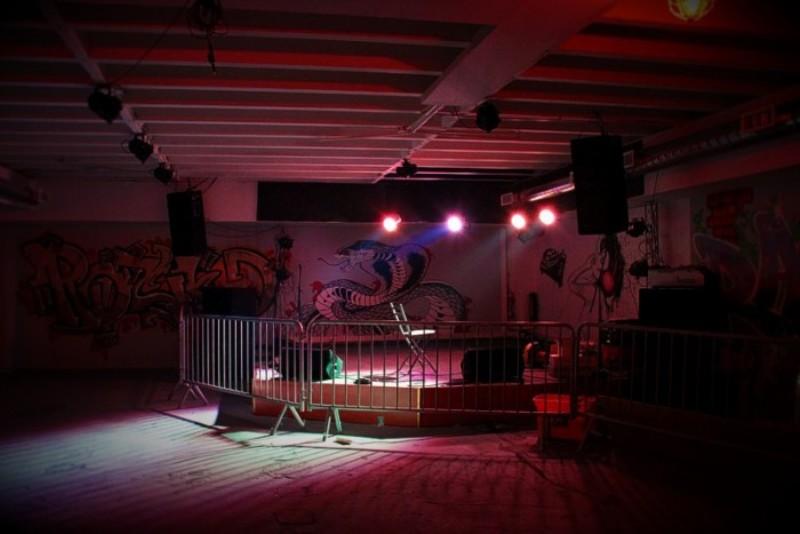 """""""Open Stage"""" w Undergroundzie"""