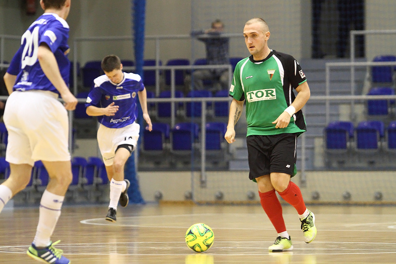 GKS Futsal walczy o Ekstraklasę