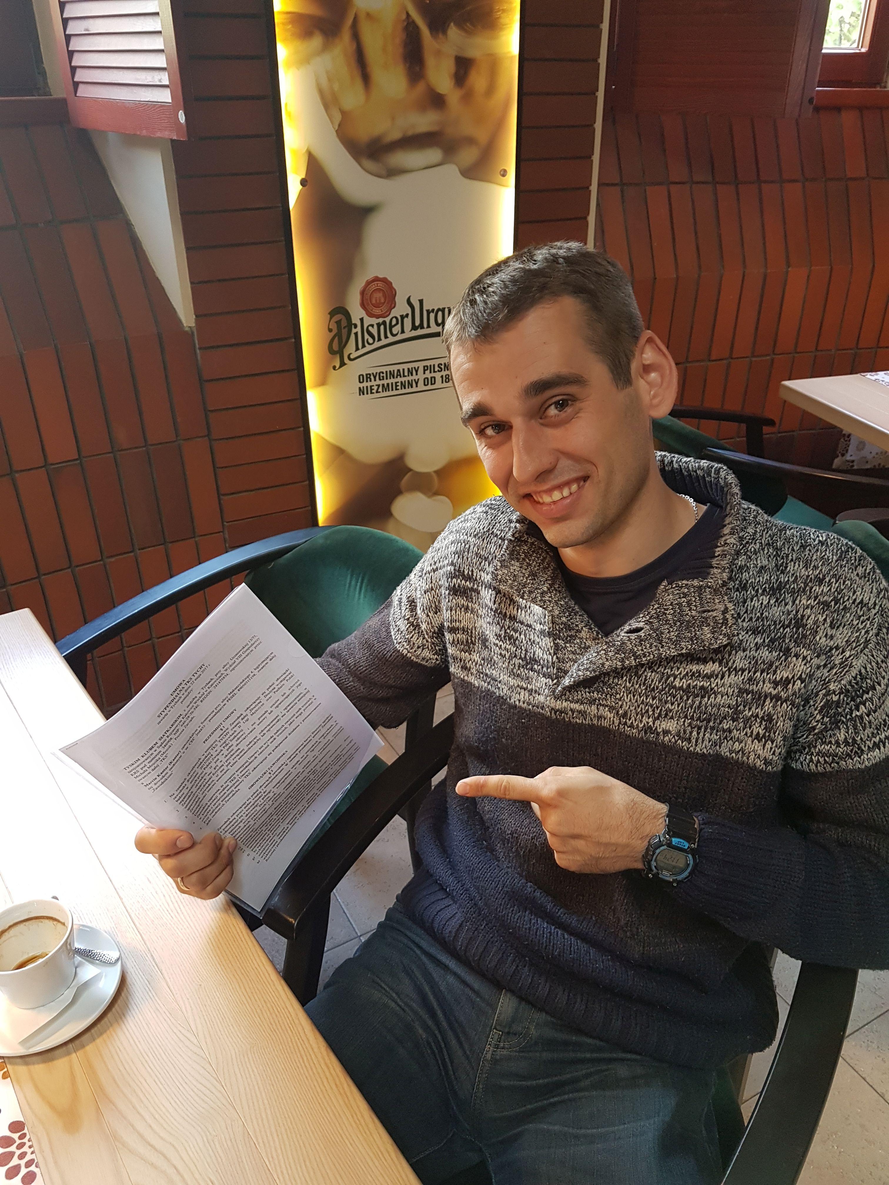 Nowe kontrakty w TKS Tychy