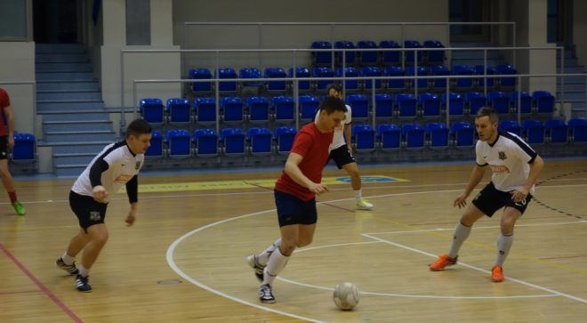 Zagraj w Tyskiej Lidze Futsalu!