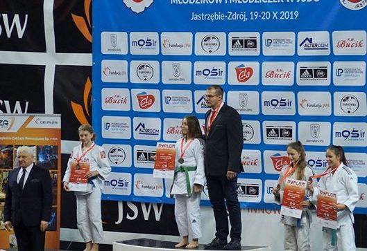 Judo: Brązowy medal MP