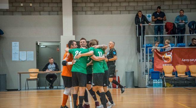 Futsal: Wygrana tyszan