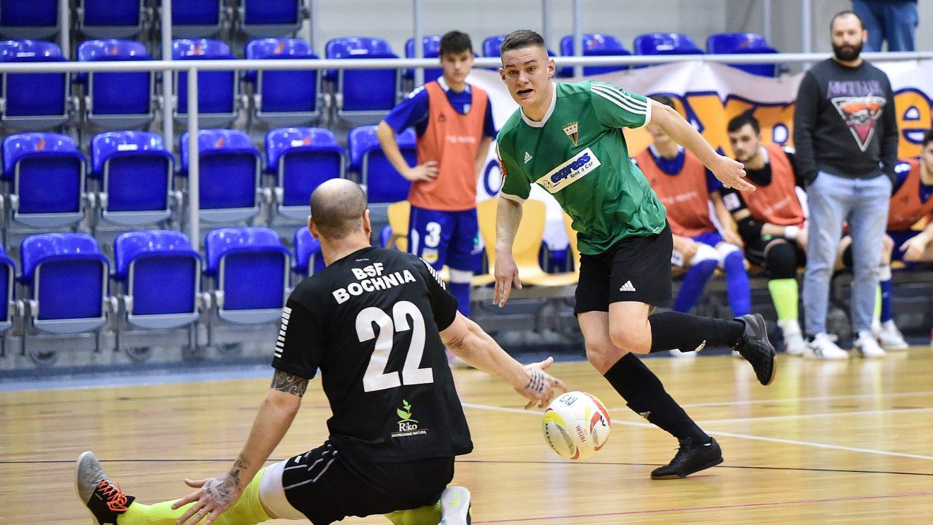 Futsal: Mistrz na drodze tyszan